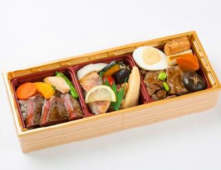 二種めし弁当(ステーキ・すき焼き)